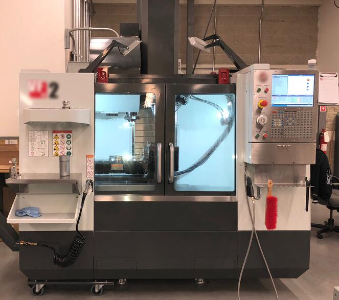 Haas 5 Axis Milling Center