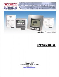 canbus manual