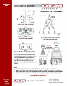IB Multi Axis Controllers