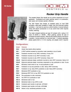 RG bulletin