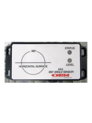 AS3 and AS4 Angle Sensors and LS3 Sensor